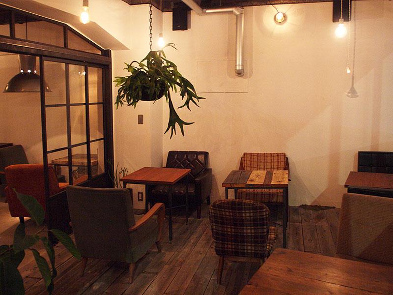 新宿 coto cafe